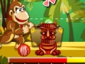 Igra Donkey Kong Jungle Ball 2. Igrajte online
